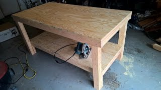 My Next Project:  Workbench