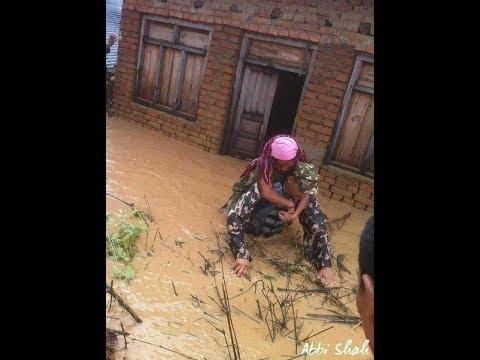 Nepal FLOOD 2017(BIRATNAGAR,ITHARI,BUTWAL,DAMAK,ETC)