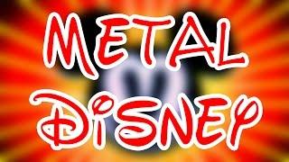 """Metal Disney, альбом Metallica c Леди Гагой и пародии на """"Тает Лёд"""""""