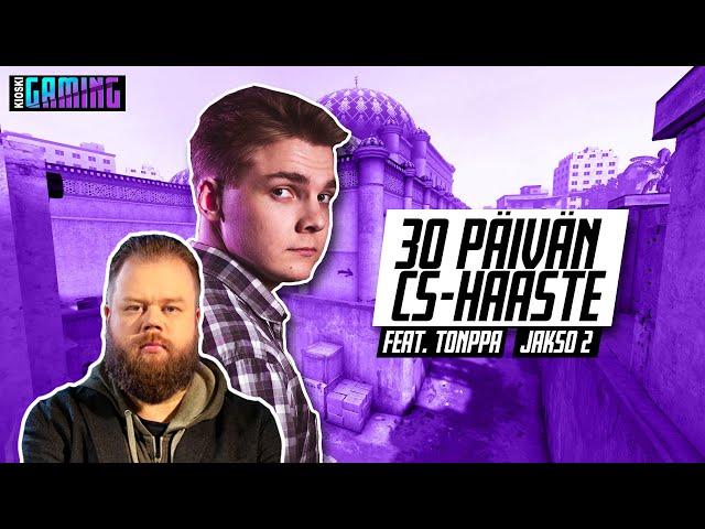 PALKKASIN PRO CS:GO -VALMENTAJAN – 30 PÄIVÄN CS:GO HAASTE | EP. 2
