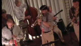 """Oriental Strut"" ~ The Grand Dominion Jazz Band @ The Glacier Jazz Stampede 2009"