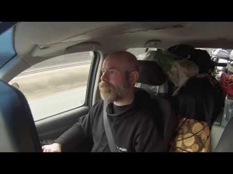 ScotVlog 3: OK Diner and Caravan Parking. Or lack of.
