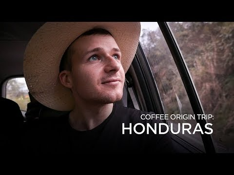 Honduras Coffee Trip with DRWakefield | Organic Coffee & Pro