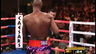 Paul Williams vs Sergio Martinez I