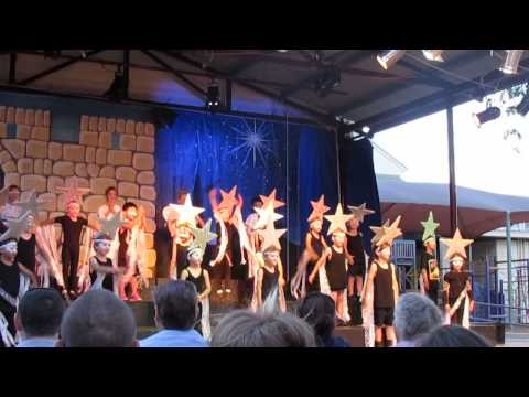 St Mary's Star Of The Sea Christmas Concert 2014 Pre Primary Class