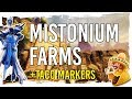 Guild Wars 2 - Mistonium Farming Options in Jahai Bluffs with TacO Markers