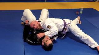 Zingano BJJ - Rickson Gracie Choke Variation. BJJ Academy in Brighton, North Denver CO