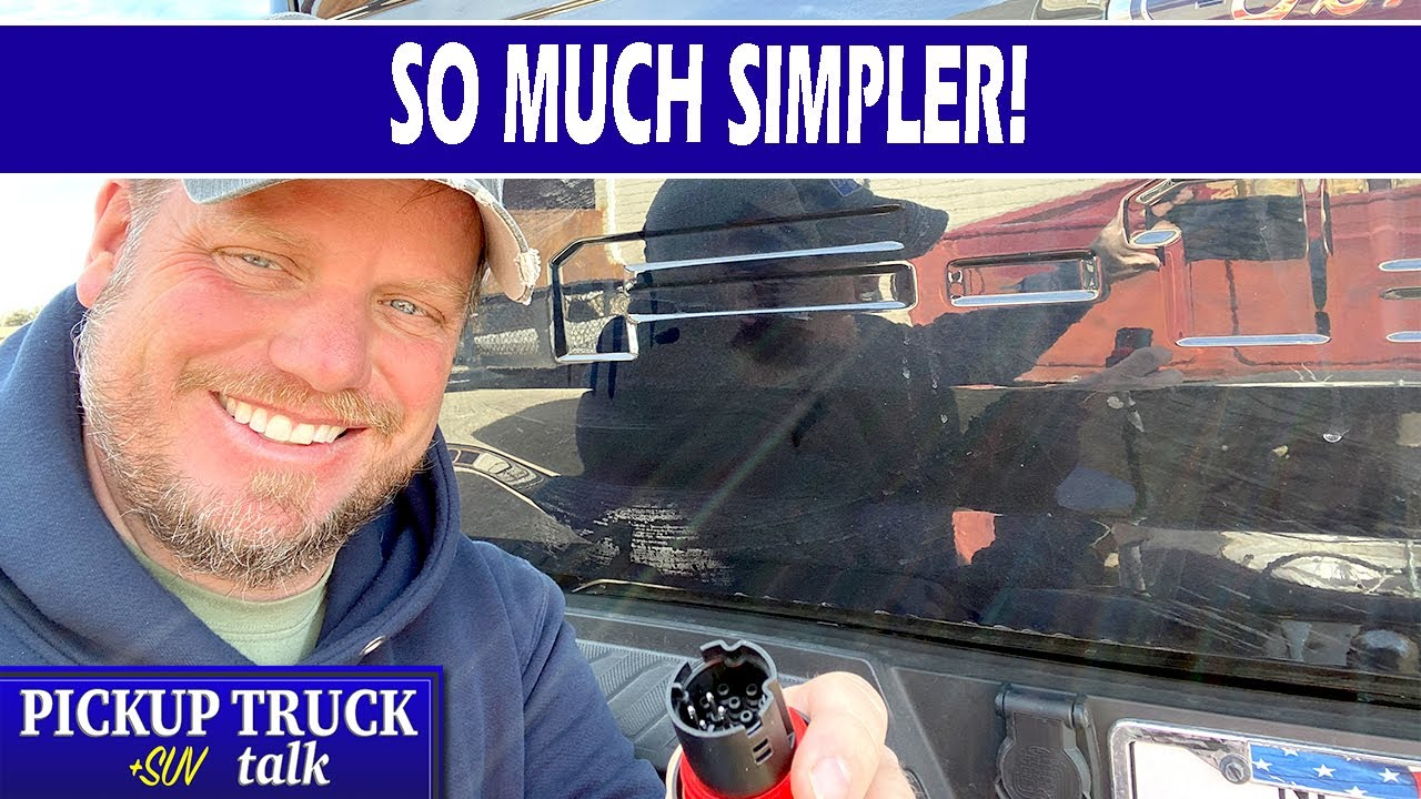 No more sticker! 2021 Ford F-150 Trailer Backup Assist Big Change!