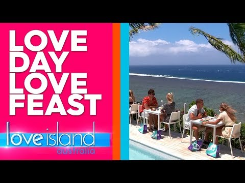 Islanders Are Love Love Loving 'LOVE Day' | Love Island Australia 2019