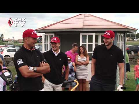 140804 Intervju med Oliver Ekman-Larsson och Mikkel Bødker