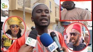 Obseques de la Femme de Aziz Ndiaye: Oh Oustaz Modou Fall Limou wakh thi sokhna si daaw na Yaram
