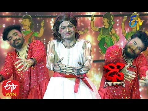 Somesh Performance | Dhee Champions |  26th August 2020  | ETV Telugu