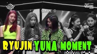 Shin Ryujin X Shin Yuna Moment Part 1