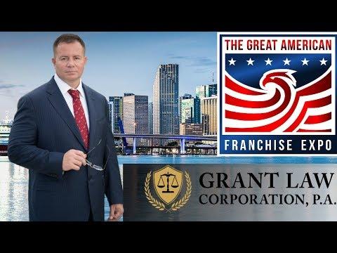 Франшиза для бизнеса в США | Виза L-1, Е-2, EB-5 | Miami Russian Attorney