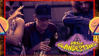 11% - Baile Clandestino ft. Qaedal Mob