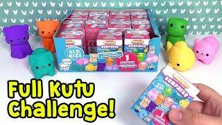 Bir Kutu Squishy Sürpriz Paketi Soft'n Slo Skuşi Challenge