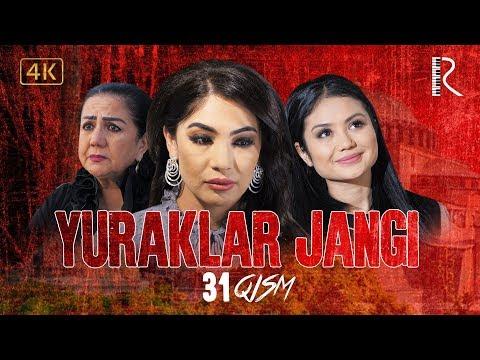 Yuraklar Jangi (o'zbek Serial) | Юраклар жанги (узбек сериал) 31-qism