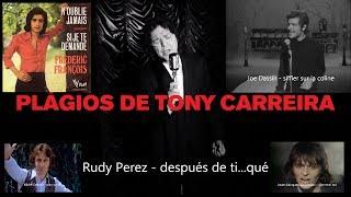 Tony Carreira - plágios