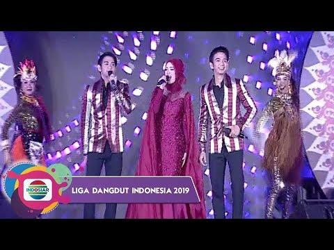 Rizki Ridho, Nabila Mengajak Berjoget Bersama Menyambut Perwakilan LIDA 2019 Dari Maluku Dan Papua
