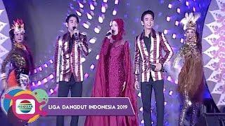 Rizki Ridho, Nabila Mengajak Berjoget Bersama Menyambut Perwakilan Lida 2019 Dar