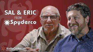 Sal & Eric Glesser From Spyderco