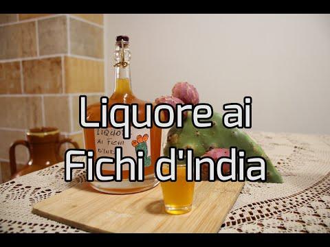 Liquore ai Fichi D'India - Sfizi & Delizie