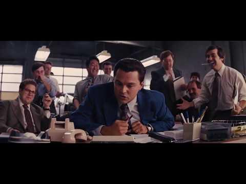 "Мотивация  -как строить команду! Отрывок с ""Wolfstreet wolf"" / Bitcoin"