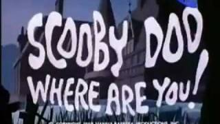 Scooby Doo Intro english