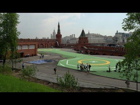 АМЕРИКА #306 вертолетная площадка Путина vs обычная Американская клиника