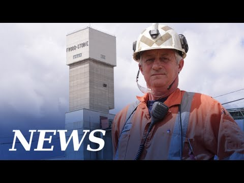 Emotional 'last Skip' For Sudbury's Frood-Stobie Mine