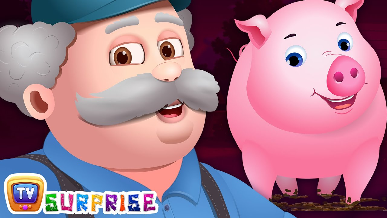 Download Learn Farm Animals and Colors For Kids with ChuChu TV Surprise Learning Eggs