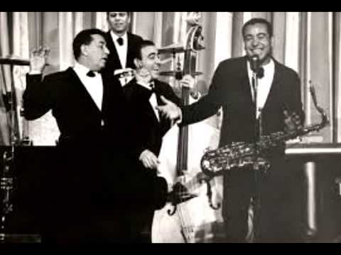 Five Foot Two, Eyes Of Blue  -  Louis Prima