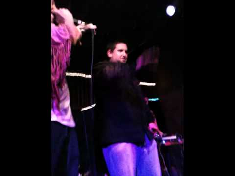 Macklemore sings Austin Santiago Happy Birthday.