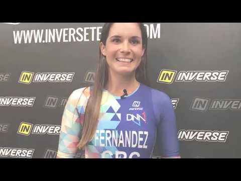 Entrevista a la triatleta Ironman Diana Fernández, embajadora de Inverse Costa Rica