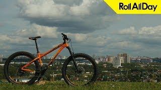 НОРМАЛЬНЫЙ ОБЗОР Format 1311 Plus (2017) — велосипед на широких покрышках