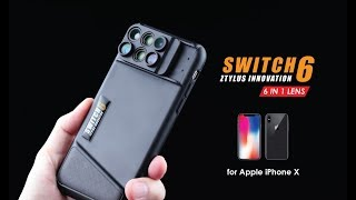 Introducing the Switch 6 Kit for the iPhone X