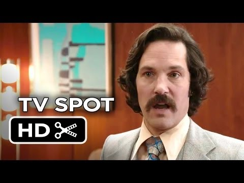 Anchorman 2: The Legend Continues TV SPOT - Brace Yourself (2013) - Will Ferrell HD