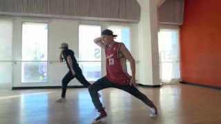 RITA ORA - Body on Me ft. Chris Brown - Sean van der Wilt (Dance Video)
