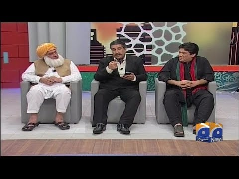 Khabarnaak - 21-January-2018  - Geo News