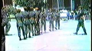 Lincoln High School (SF) 1984 JROTC Boys Drill Team 91ST DIVISION COMPETITION