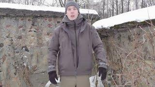 Куртка и штаны из softshell, про флиску (обзор комплекта)(, 2016-12-30T13:13:03.000Z)