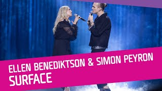 Ellen Benediktson & Simon Peyron – Surface Resimi