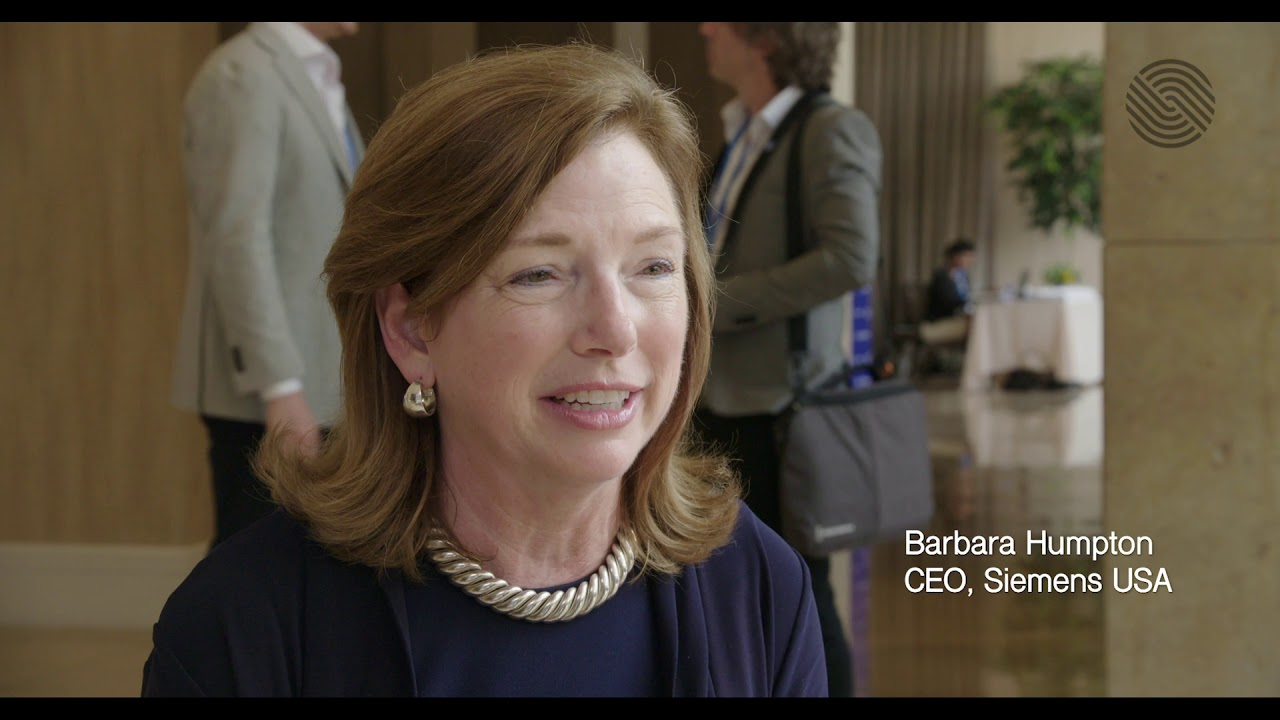WorkingNation Overheard: Siemens USA CEO Barbara Humpton at Milken Conference 2019 | WorkingNation