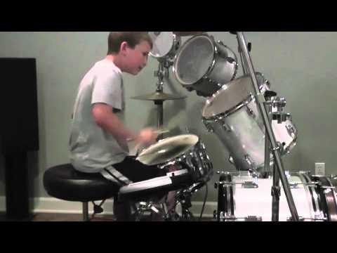 Patriotic Drum Solo