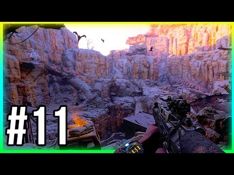 Metro Exodus STEALTH Walkthrough - Part 11 (Chapter 4 Caspian Desert) thumbnail
