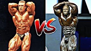 Dorian Yates VS Shawn Rhoden