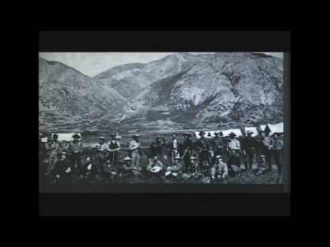 """The History Of Yellowstone - The Discovery""  The Origin of Yellowstone National Park"