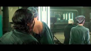Mockingjay Part 1 Deleted Scene- Face a Revolution