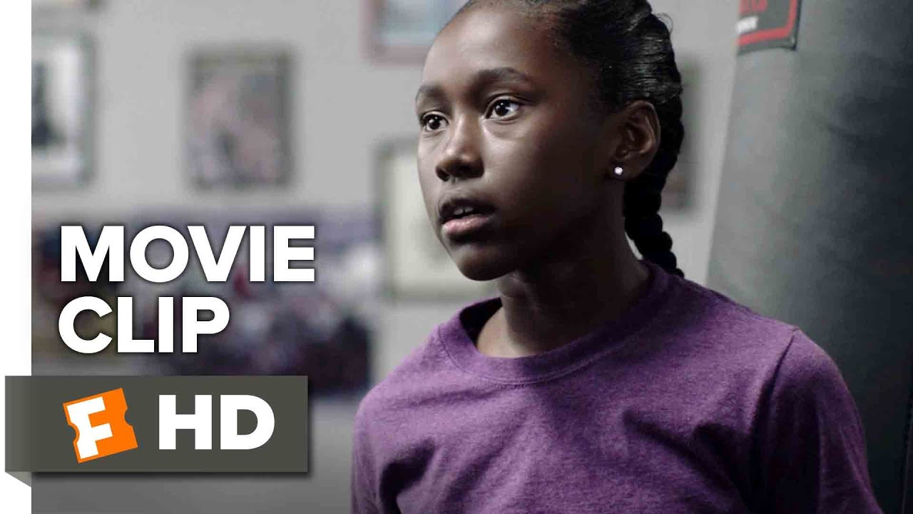 Download The Fits Movie CLIP - Punching Bag (2016) - Royalty Hightower Drama HD