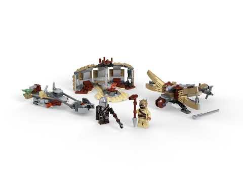 LEGO Star Wars: The Mandalorian - Trouble On Tatooine - Video